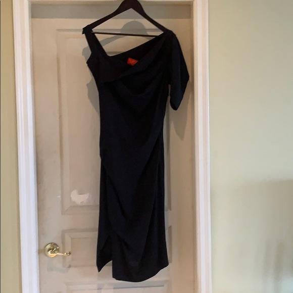 Vivienne Westwood Dresses & Skirts - VIVIENNE WESTWOOD RED LABEL DRAPED COCKTAIL
